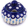 12 oz Stoneware Sugar Bowl - Polmedia Polish Pottery H7211G