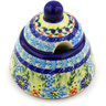 12 oz Stoneware Sugar Bowl - Polmedia Polish Pottery H9138F