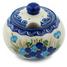12 oz Stoneware Sugar Bowl - Polmedia Polish Pottery H9772H