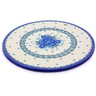 13-inch Stoneware Cutting Board - Polmedia Polish Pottery H0764I