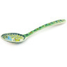 13-inch Stoneware Serving Spoon - Polmedia Polish Pottery H3665G