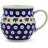 13 oz Stoneware Bubble Mug - Polmedia Polish Pottery H6137K