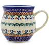 13 oz Stoneware Bubble Mug - Polmedia Polish Pottery H6140K