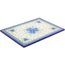 15-inch Stoneware Cookie Sheet - Polmedia Polish Pottery H0795I