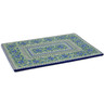 15-inch Stoneware Cookie Sheet - Polmedia Polish Pottery H9691B