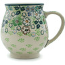 15 oz Stoneware Bubble Mug - Polmedia Polish Pottery H3797I