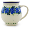 15 oz Stoneware Bubble Mug - Polmedia Polish Pottery H6696I