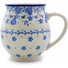 15 oz Stoneware Bubble Mug - Polmedia Polish Pottery H6725I