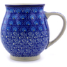 15 oz Stoneware Bubble Mug - Polmedia Polish Pottery H6730I