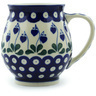 15 oz Stoneware Bubble Mug - Polmedia Polish Pottery H8649H