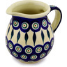 15 oz Stoneware Pitcher - Polmedia Polish Pottery H0503D
