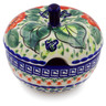 15 oz Stoneware Sugar Bowl - Polmedia Polish Pottery H0567K