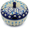 15 oz Stoneware Sugar Bowl - Polmedia Polish Pottery H0638H