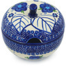 15 oz Stoneware Sugar Bowl - Polmedia Polish Pottery H0643H