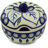 15 oz Stoneware Sugar Bowl - Polmedia Polish Pottery H0682H