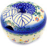 15 oz Stoneware Sugar Bowl - Polmedia Polish Pottery H3751E