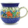 16 oz Stoneware Bubble Mug - Polmedia Polish Pottery H0010G