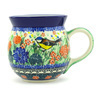 16 oz Stoneware Bubble Mug - Polmedia Polish Pottery H0526G
