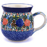16 oz Stoneware Bubble Mug - Polmedia Polish Pottery H0527G