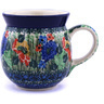 16 oz Stoneware Bubble Mug - Polmedia Polish Pottery H0620G