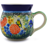 16 oz Stoneware Bubble Mug - Polmedia Polish Pottery H0653G