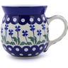 16 oz Stoneware Bubble Mug - Polmedia Polish Pottery H0907J