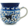 16 oz Stoneware Bubble Mug - Polmedia Polish Pottery H0942I