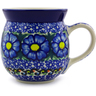 16 oz Stoneware Bubble Mug - Polmedia Polish Pottery H1054I