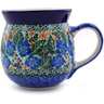 16 oz Stoneware Bubble Mug - Polmedia Polish Pottery H1106I