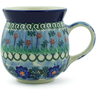 16 oz Stoneware Bubble Mug - Polmedia Polish Pottery H1647B
