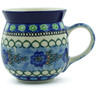16 oz Stoneware Bubble Mug - Polmedia Polish Pottery H1689B
