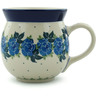 16 oz Stoneware Bubble Mug - Polmedia Polish Pottery H1729I