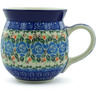 16 oz Stoneware Bubble Mug - Polmedia Polish Pottery H1784B