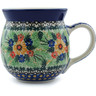 16 oz Stoneware Bubble Mug - Polmedia Polish Pottery H1945B