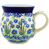 16 oz Stoneware Bubble Mug - Polmedia Polish Pottery H1947D