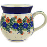 16 oz Stoneware Bubble Mug - Polmedia Polish Pottery H2063E