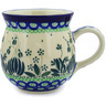 16 oz Stoneware Bubble Mug - Polmedia Polish Pottery H2069E