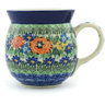16 oz Stoneware Bubble Mug - Polmedia Polish Pottery H2074H