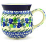 16 oz Stoneware Bubble Mug - Polmedia Polish Pottery H2081D