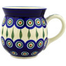 16 oz Stoneware Bubble Mug - Polmedia Polish Pottery H2084D