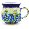 16 oz Stoneware Bubble Mug - Polmedia Polish Pottery H2119F