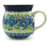 16 oz Stoneware Bubble Mug - Polmedia Polish Pottery H2160H