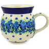 16 oz Stoneware Bubble Mug - Polmedia Polish Pottery H2299E
