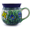 16 oz Stoneware Bubble Mug - Polmedia Polish Pottery H2914C