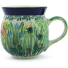16 oz Stoneware Bubble Mug - Polmedia Polish Pottery H3008C