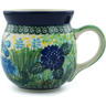 16 oz Stoneware Bubble Mug - Polmedia Polish Pottery H3009C