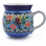 16 oz Stoneware Bubble Mug - Polmedia Polish Pottery H3015I