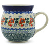 16 oz Stoneware Bubble Mug - Polmedia Polish Pottery H3030K