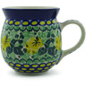 16 oz Stoneware Bubble Mug - Polmedia Polish Pottery H3229A