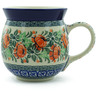 16 oz Stoneware Bubble Mug - Polmedia Polish Pottery H3235A